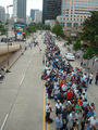 People lining up for shelter in Superdome in New Orleans.jpg