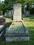 Percy Hollingsworth RAF family grave New Southgate Cemetery.JPG