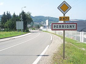 Image illustrative de l'article Perrigny (Jura)