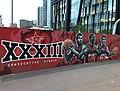 Perth Wildcats mural 02.jpg