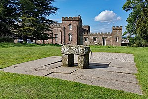 Perth and Kinross Scone Palace Stone Replica 1.jpg