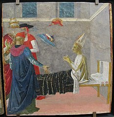 St. Jerome Reviving the Cardinal Andrea