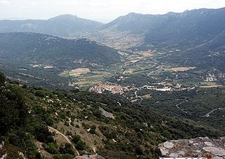 Duilhac-sous-Peyrepertuse Commune in Occitanie, France