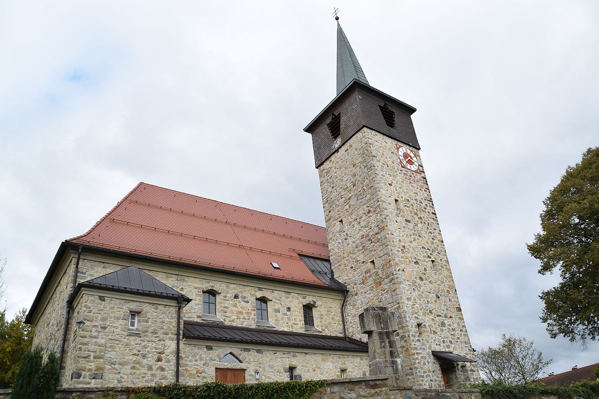St Josef Karlsbach –