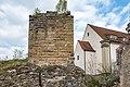 Pfarrweisach, Liechtenstein, Ruine der Nordburg 20170414 006.jpg