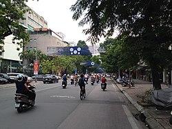 Bà Triệu (phố Hà Nội) – Wikipedia tiếng Việt
