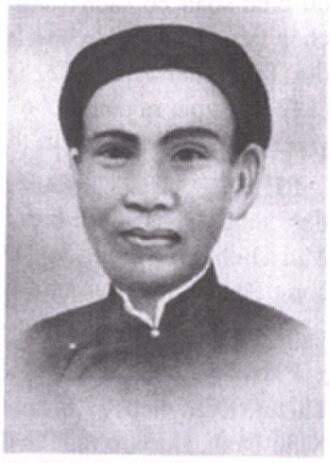 Yên Bái mutiny - The VNQDĐ provided the first sustained military opposition to French rule since Phan Đình Phùng.