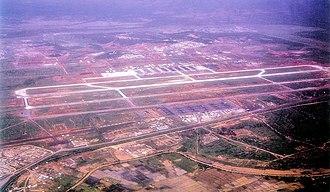 Phan Rang Air Base - Phan Rang Air Base, South Vietnam 1967