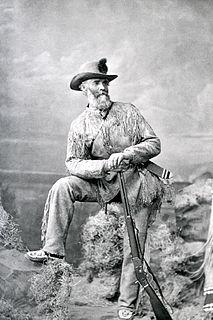 Philetus Norris Superintendent of Yellowstone National Park
