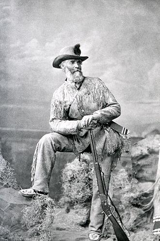 Mount Norris - Mount Norris' namesake, Philetus Norris