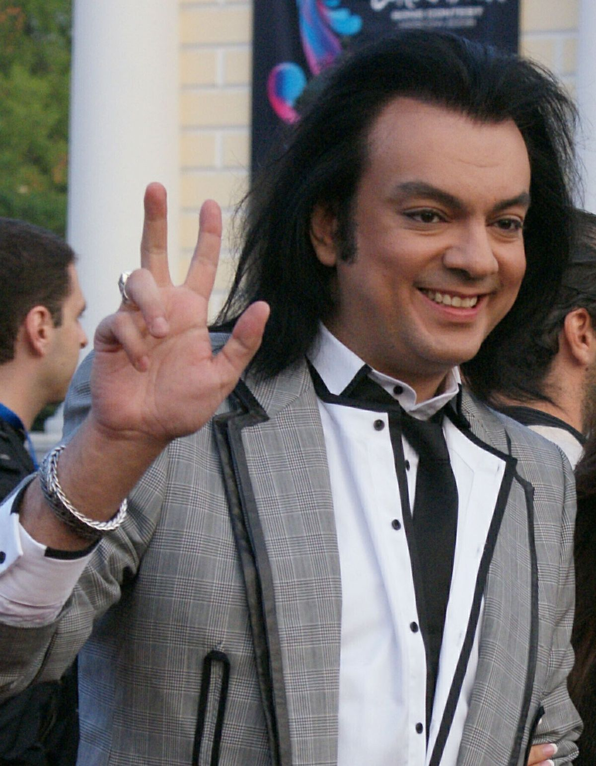 A fight between Kirkorov and Yablokova was invented by Konstantin Ernst April 13, 2011 87