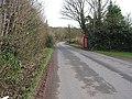 Phone box at Little Birch - geograph.org.uk - 664697.jpg