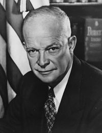 Photograph of Dwight D. Eisenhower - NARA - 518138 (croped).jpg