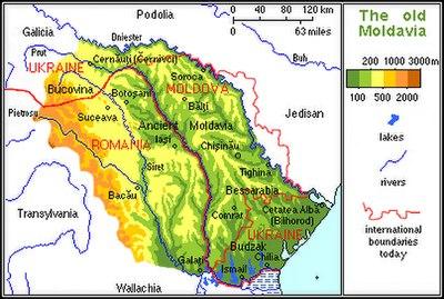 Moldova Romania Wikivoyage