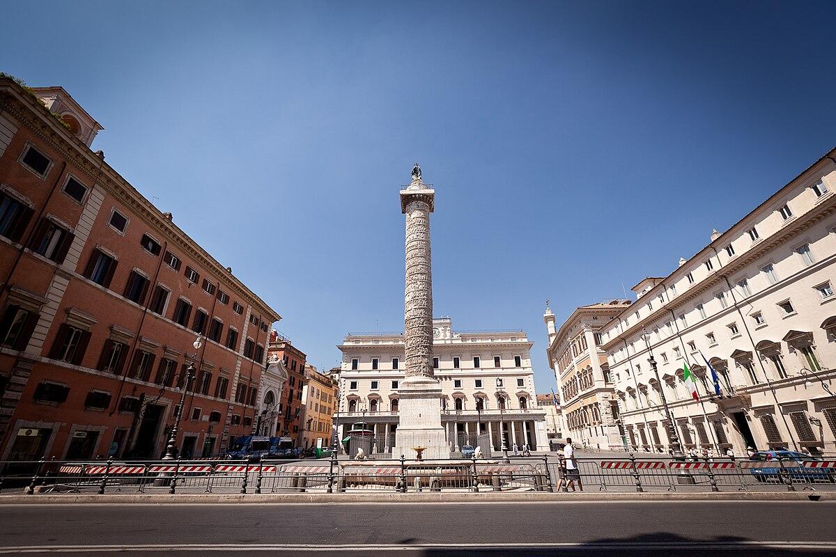 Piazza colonna wikipedia for Piazza montecitorio 12