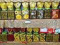 Pickled Fruits and Vegetables for Sale - Rudbar - Northwestern Iran (7419783252).jpg