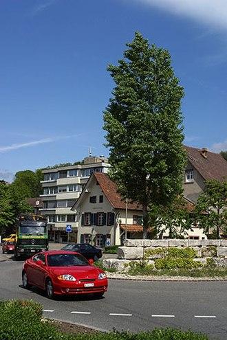 Bottmingen - Houses in Bottmingen