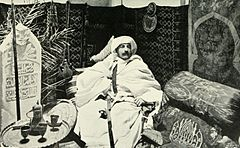 Pierre Loti in his Study.jpg