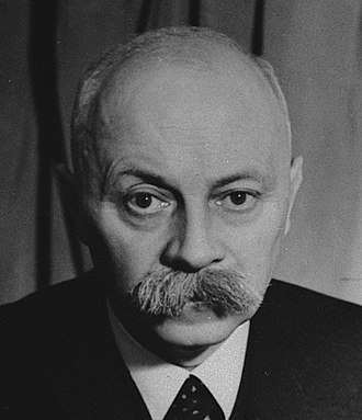 Pieter Sjoerds Gerbrandy - Pieter Sjoerds Gerbrandy in 1941
