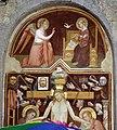 Pietro nelli (attr.), annunciazione cristo in pietà tra i simboli della passione, 02.jpg