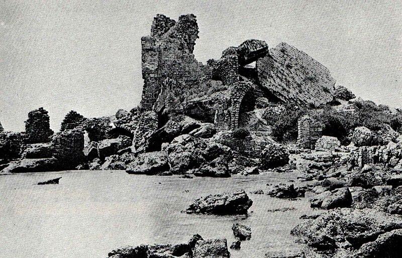 הריסות קיסריה