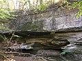 Piney Creek Ravine Nature Preserve Rock Face.jpg