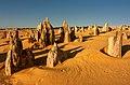 Pinnacles desert - Nambung National Park - Western Australia - 25 Aug. 2012.jpg