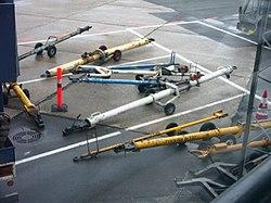 Pushback Vliegtuig Wikipedia