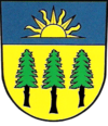 Coat of arms of Písečná