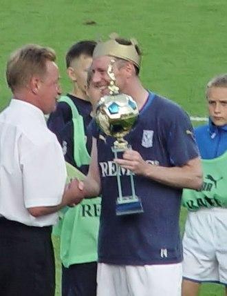 Piotr Reiss - Ekstraklasa top scorer (2006–07)