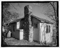 Pisgah National Forest Inn, Kalmia Cabin, Blue Ridge Parkway Milepost 408.6, Asheville, Buncombe County, NC HABS NC-356-F-5.tif