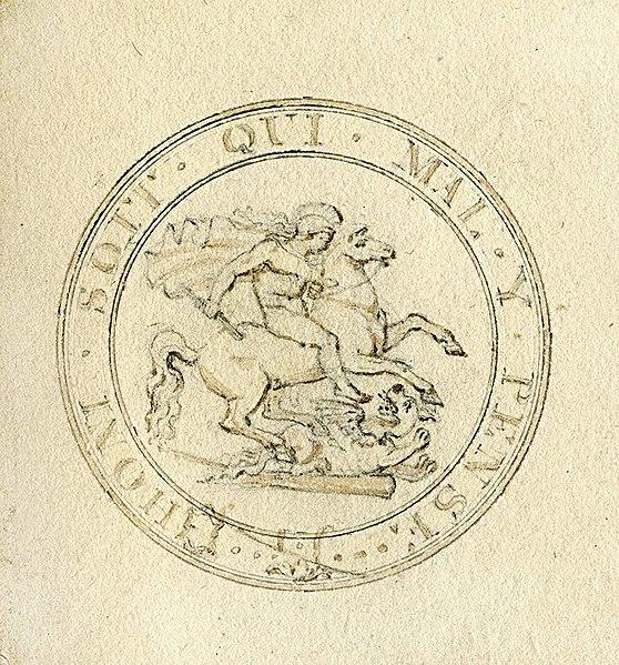 File:Pistrucci sovereign sketch.jpeg