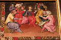 Pittore tosco-emiliano, misteri del rosario, 1550-1600 circa 06 cristo tra i dottori.JPG