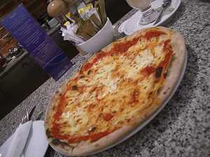 Pizza Margareta