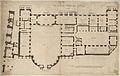 Plan du palais archiépiscopal de Bourges by Pierre Bullet - Gallica.jpg