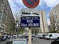 Plaque Rue Guillaume Apollinaire - Noisy-le-Sec (FR93) - 2021-04-16 - 2.jpg