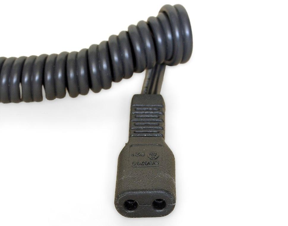 Plug Rasiererstecker IEC-60320-C1