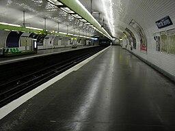 Pnt de S�vres station