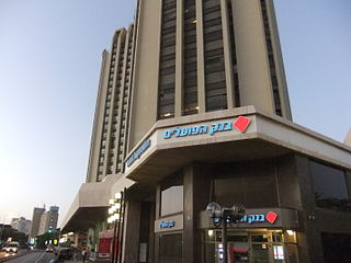 Israel's largest bank