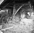 Pod (1863) in kašča (1770), Pece 1948.jpg
