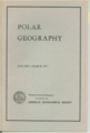 Polar Geography journal cover 1977.png