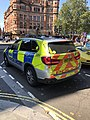 Police car in London in september 2018 - Véhicule de police à Londres en septembre 2018 04.jpg