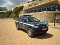 Policia Marítima Pick-up truck.JPG