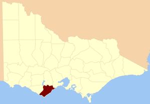 Electoral district of Polwarth - Image: Polwarth, Victoria