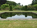 Pond, Scampston Walled Garden - geograph.org.uk - 1996800.jpg