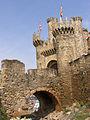Ponferrada Castillo templario.JPG