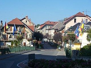 Rumilly, Haute-Savoie Commune in Auvergne-Rhône-Alpes, France