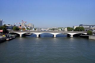 bridge in Paris, France