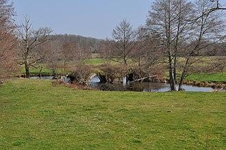 La Bazeuge - The Cheix bridge