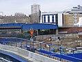 Poplar from West Ferry DLR station.jpg
